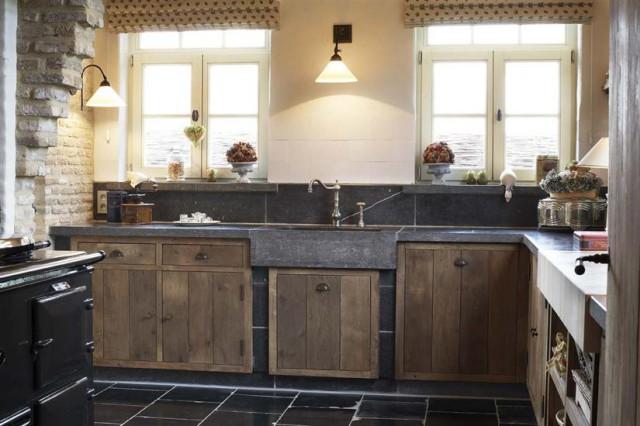 Keuken Blauwe Steen : kan ons steeds vrijblijvend een prijsaanvraag sturen met een plan