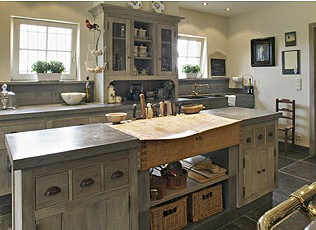 Designo houtatelier bvba - Oude foto keuken ...